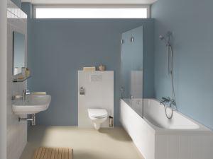 Badkamer Ideen Foto : Drie slimme ideeën voor een kleine badkamer