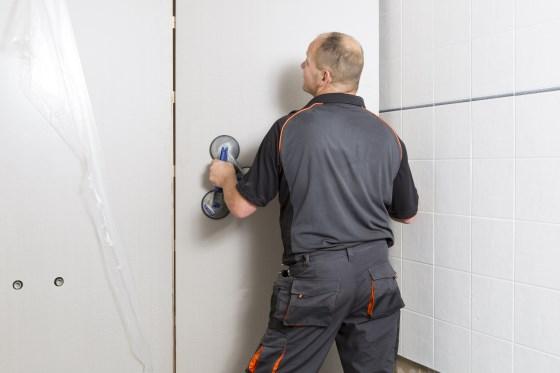 Wanden Voor Badkamer.Vernieuw Uw Badkamer Zonder Hak En Breekwerk