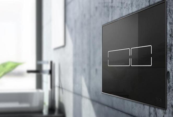 Bedieningspaneel Toilet Universeel : Tece nederland